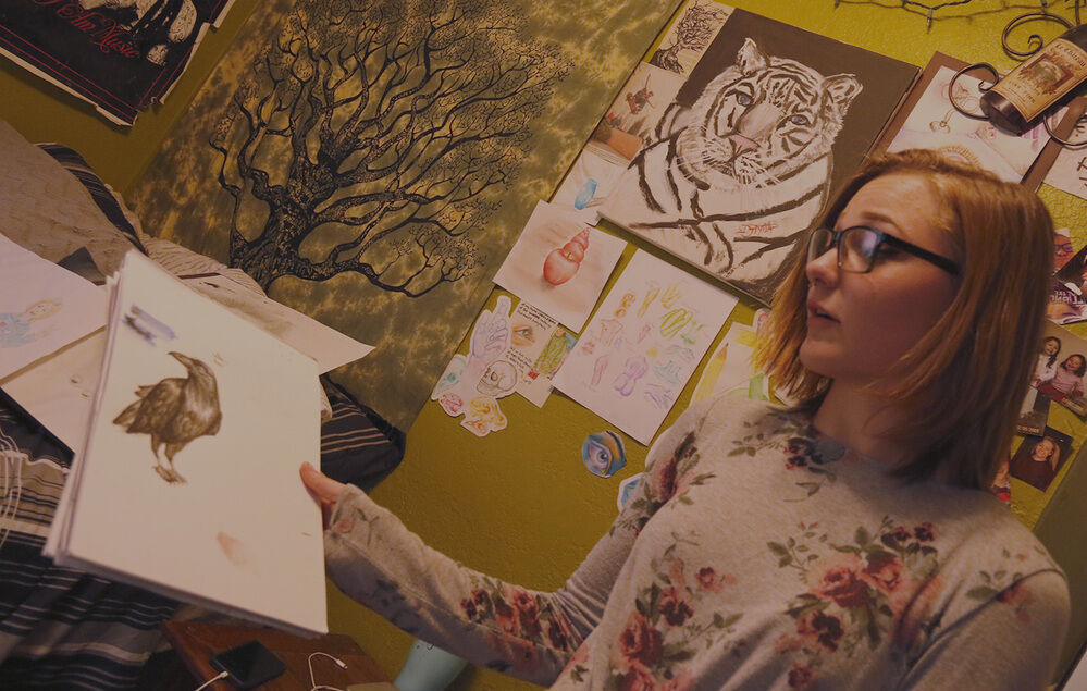 Bayard student's art earns recognition