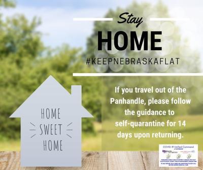Travelers advised to self-quarantine at home
