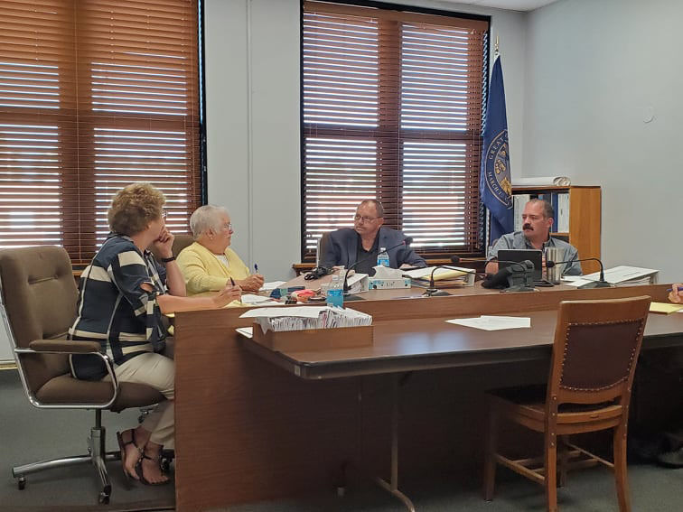 Box Butte County Fair Board seeks additional funds from county