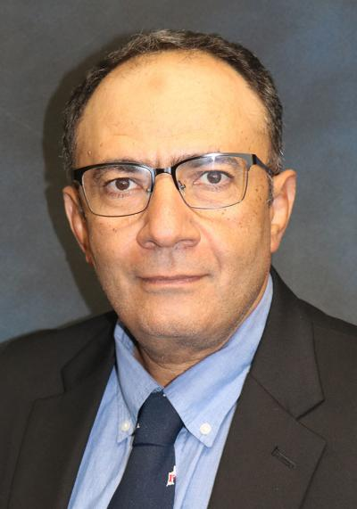 UNL Conservation and Survey Division appoints Dr. Mohamed Khalil as geoscientist in Scottsbluff