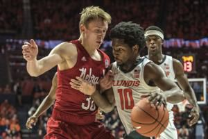 Nebraska basketball notches first 20-loss season as Huskers fall to Illinois