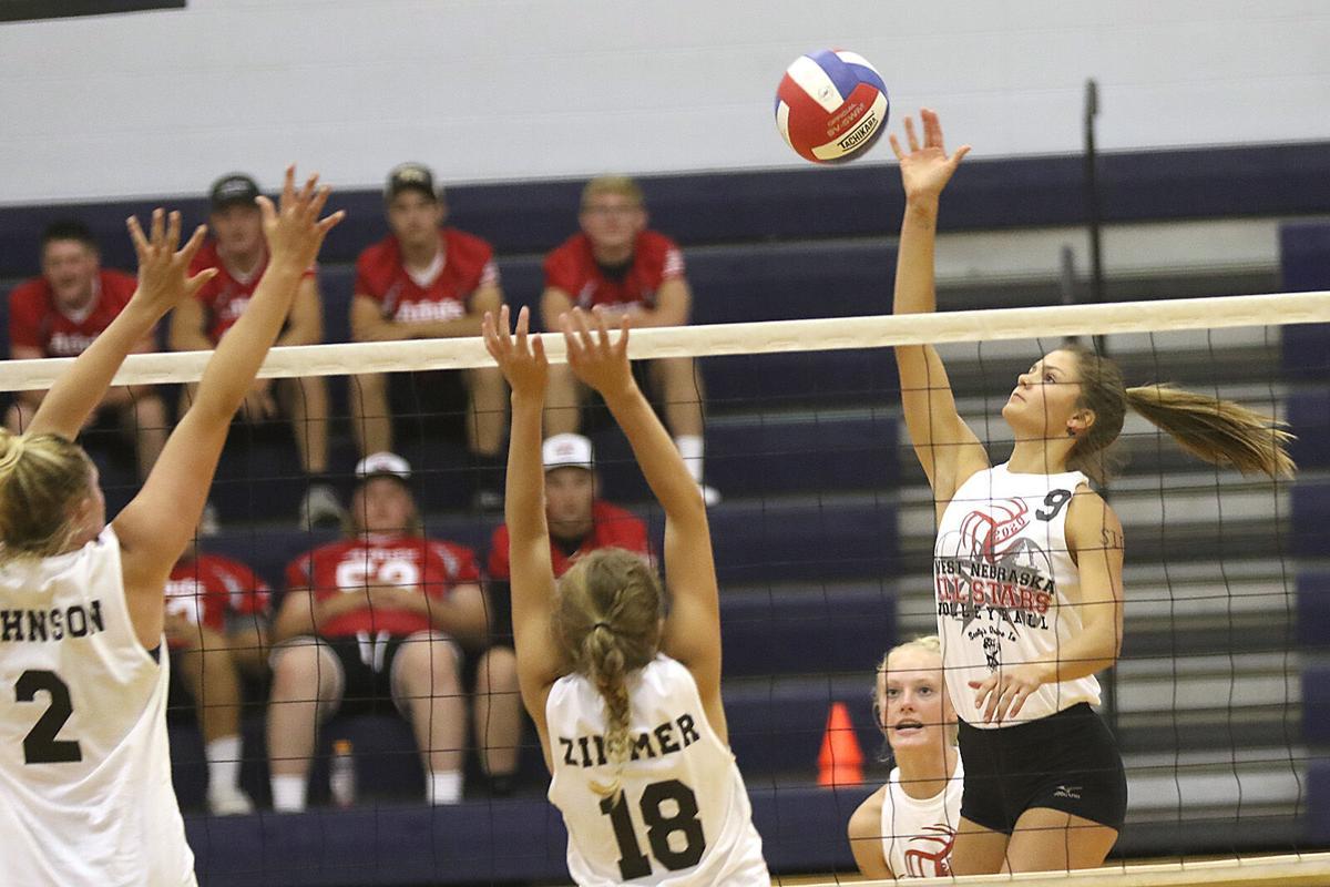 West All-Stars top East in West Nebraska All-Star game