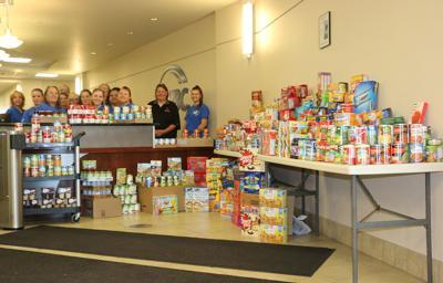 Snow Angels food drive gets underway, program distributes food to seniors
