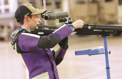Four qualify for USA Shooting Junior Olympic Championships