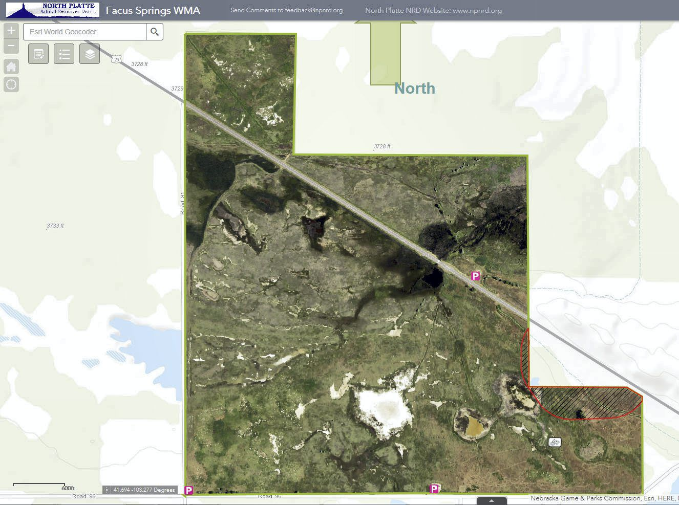 Platte River Basin Environments Faucus Springs