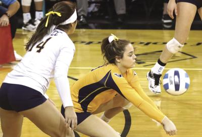 WNCC volleyball comes up short at regionals
