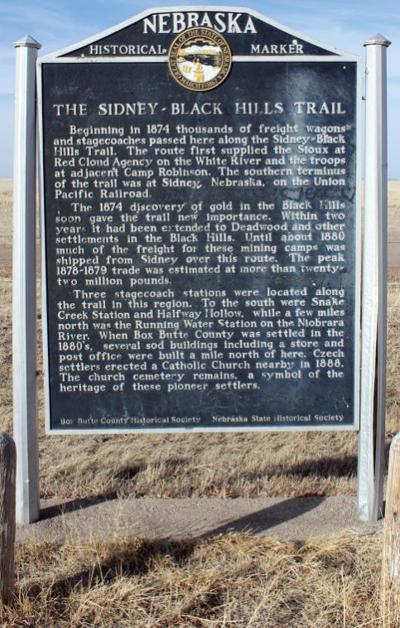 Writer Seeks To Recover Sidney Deadwood Trail S Lost History Local