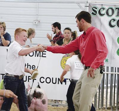 Number of participants down at the Scotts Bluff County Fair