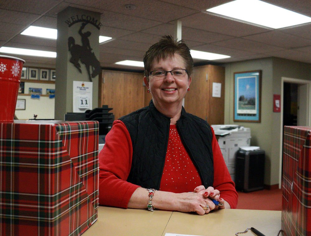 Goshen County treasurer set to retire