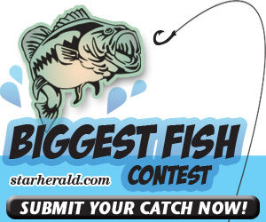 Star-Herald's Biggest Fish Contest now underway
