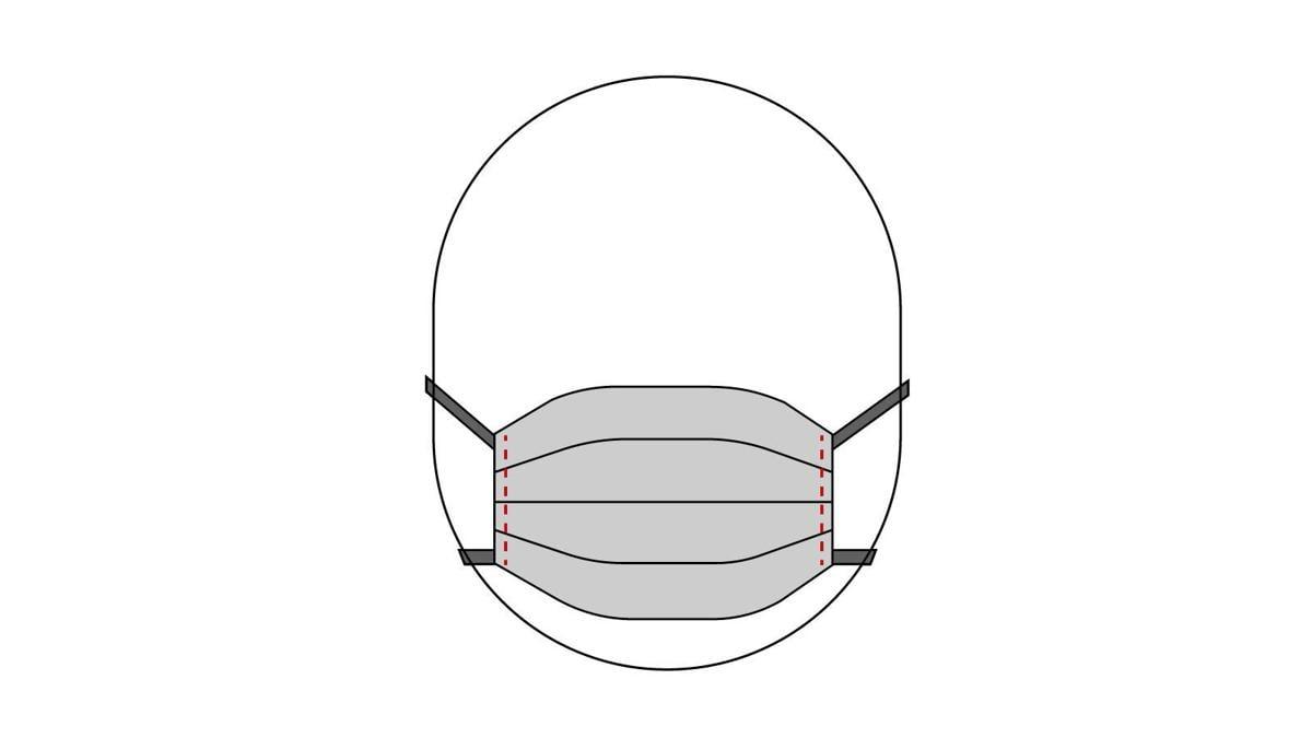 Coronavirus Mask Making