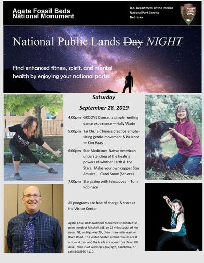 National Public Lands Night 2019: Find Great Health in Your Favorite National Park!
