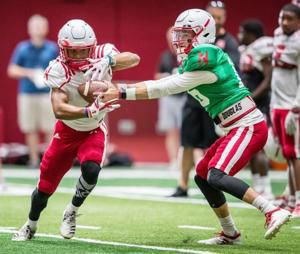 Husker practice report, Aug. 7: Competition the big theme for Nebraska's offense during camp