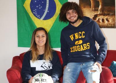 WNCC soccer players away from home during holidays