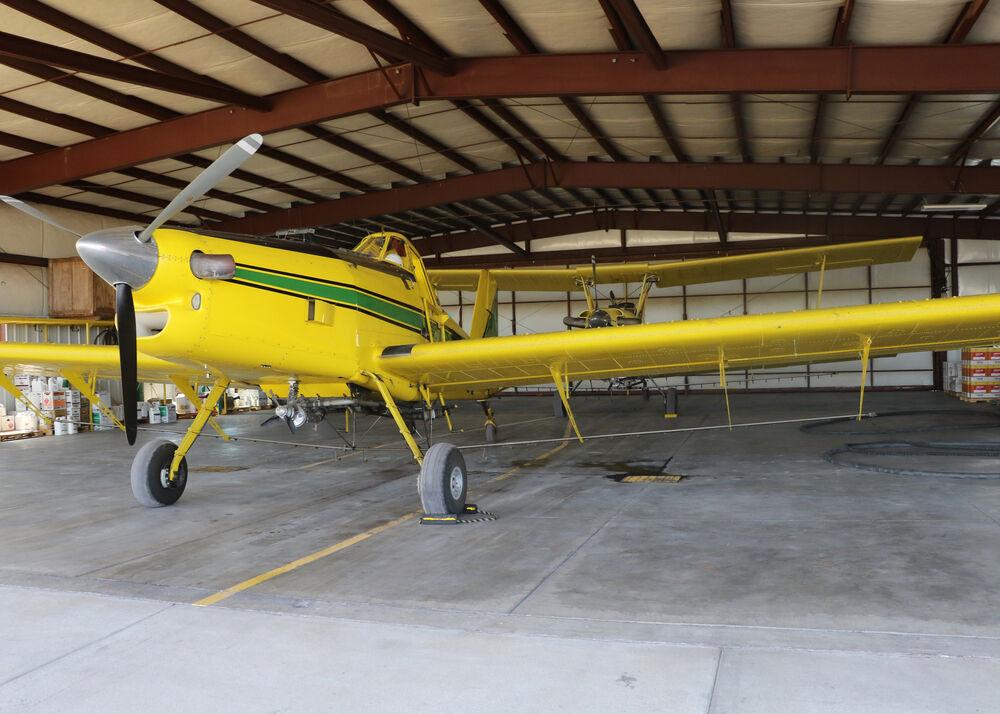 Torrington's Ag Flyers serve farmers and ranchers from the sky