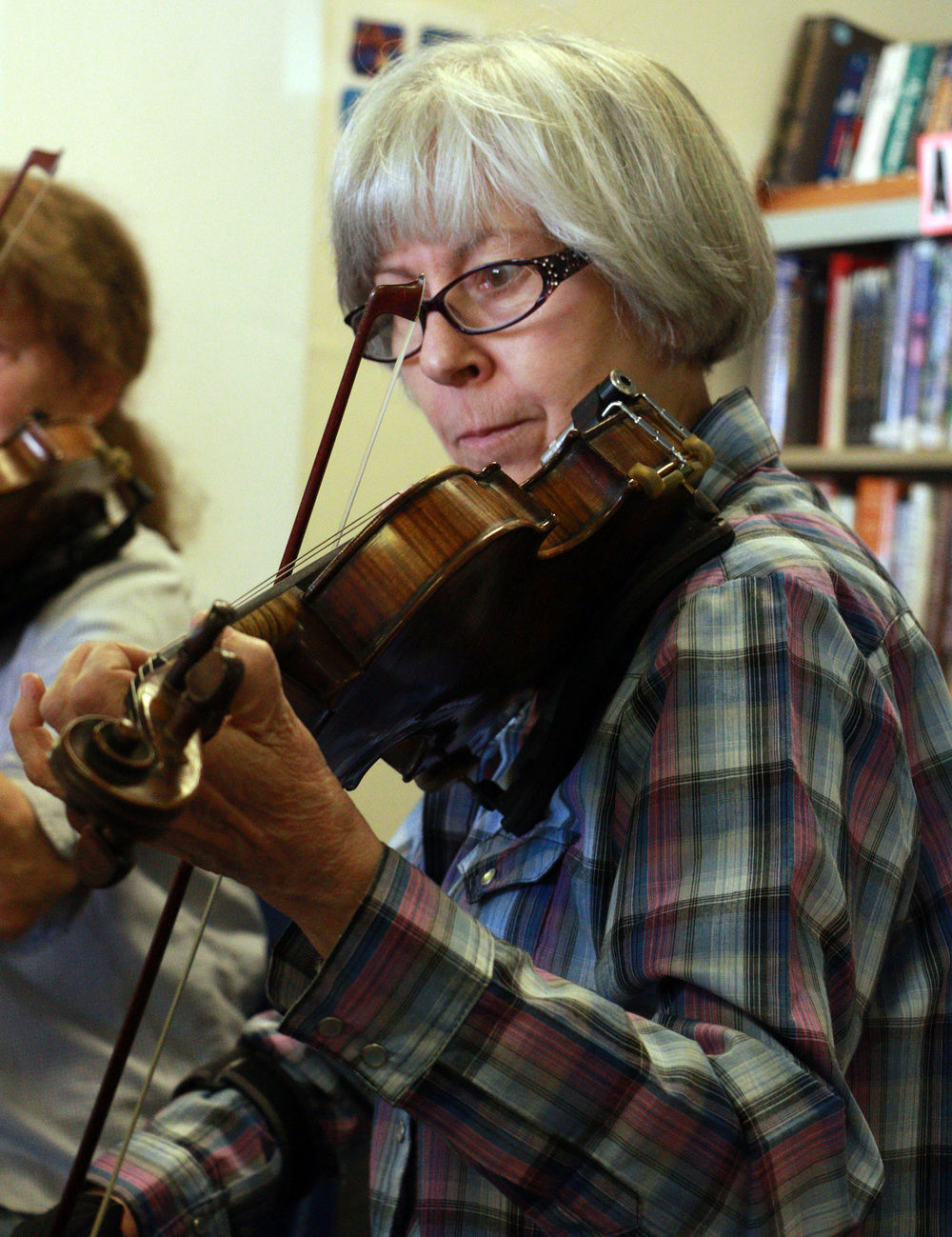 Torrington fiddlers experience 'just a bunch of fun' at monthly jam sessions