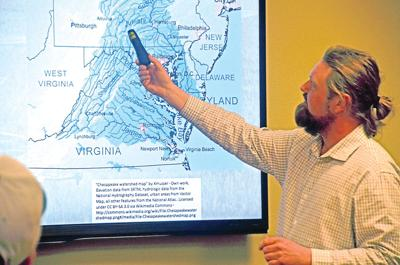 Penn State researcher explores public engagement, water for agriculture