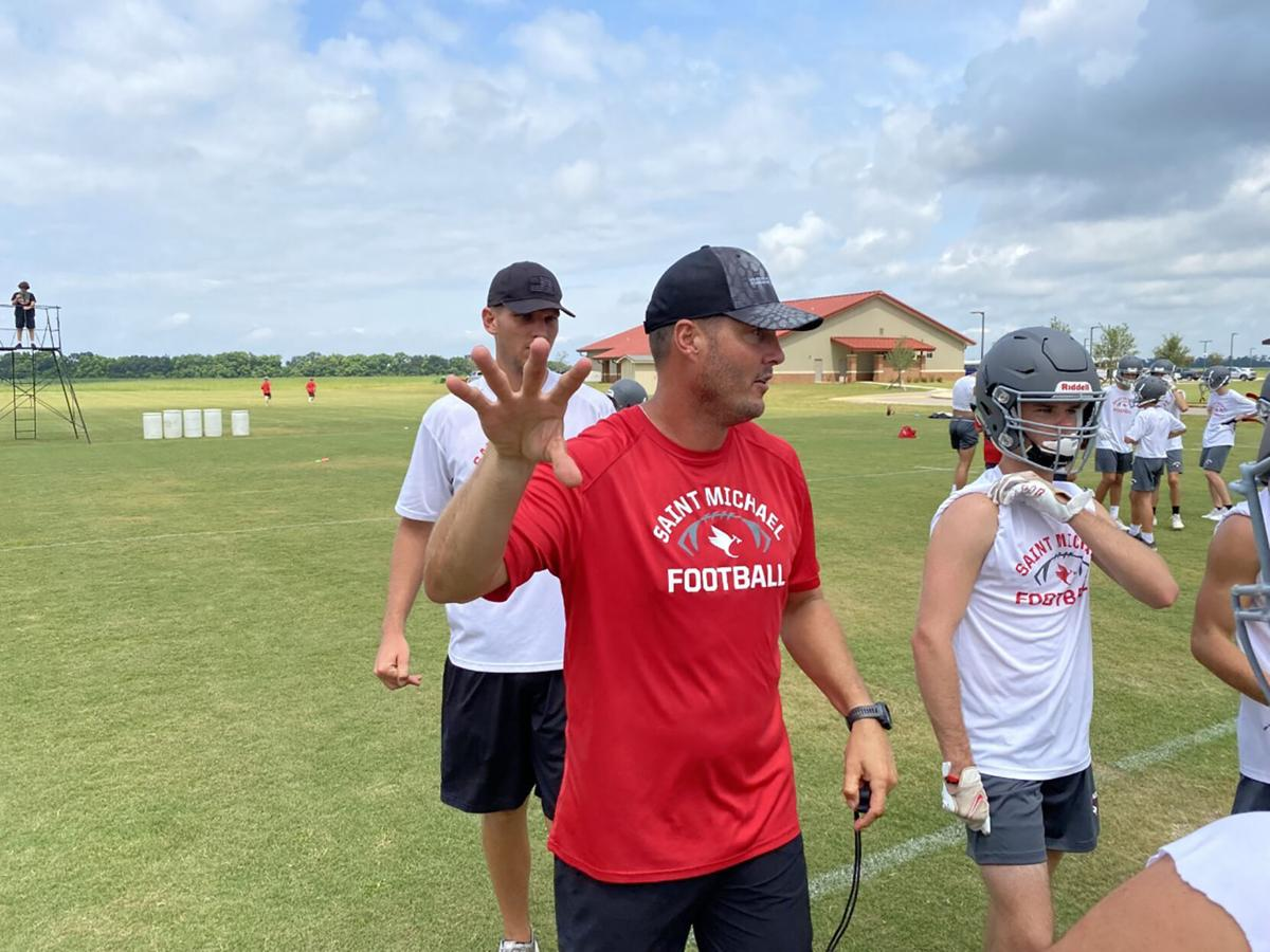 Philip Rivers currently is the head football coach at St. Michael Catholic High School in Alabama.