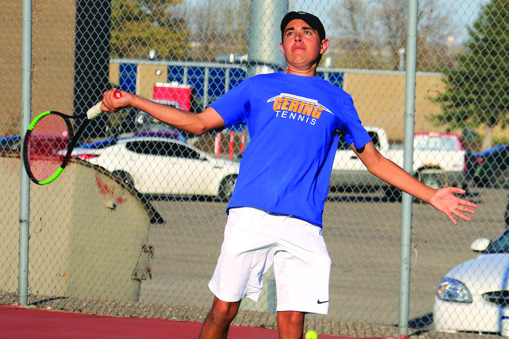 Scottsbluff, Gering Boys tennis headed to state