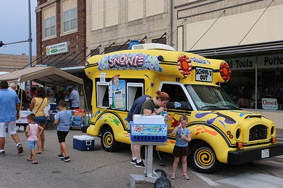 OT Days International Food Fair and car show draws big crowd