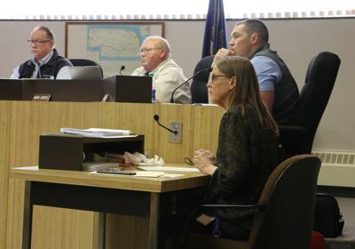 Scotts Bluff County Commissioners