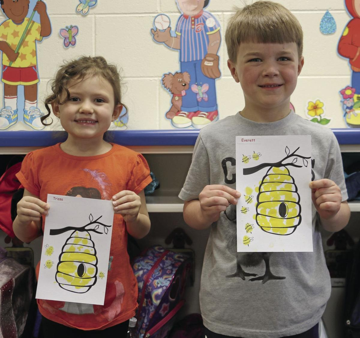 PHOTOS: YMCA Preschoolers learns about bees