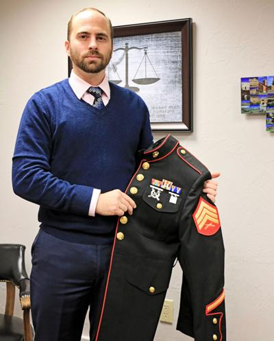 After serving in Afghanistan, attorney represents vets in VA, community