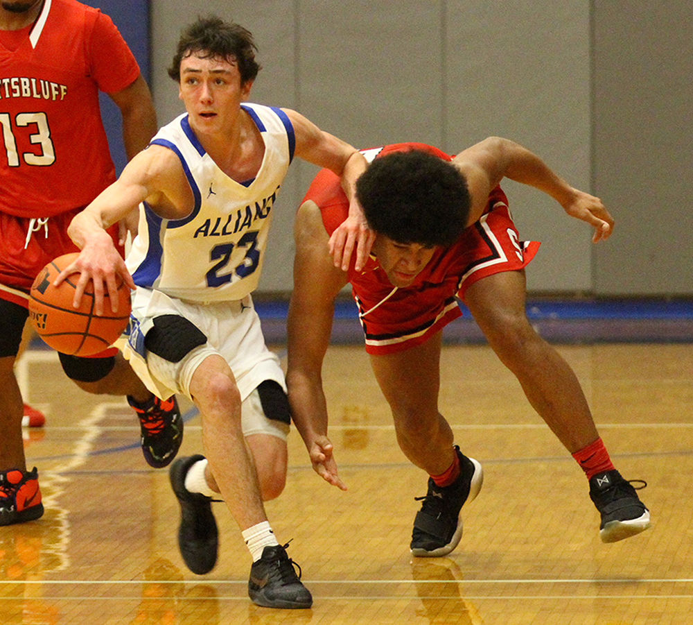 Alliance's Hiemstra named region's top boys basketball player after impressive senior season
