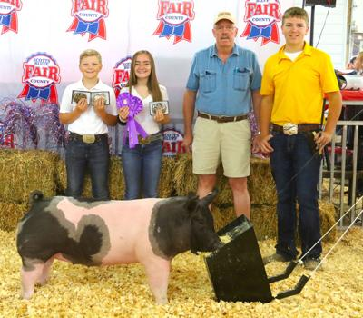 2019 Scotts Bluff County Fair Results
