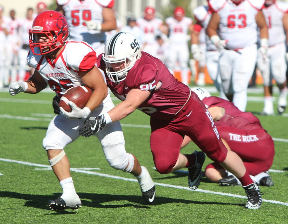 CSC football team hoping to contend for top of RMAC this fall