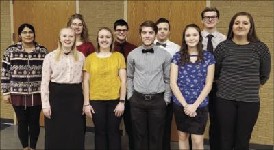 Band Members Perform in Honor Band