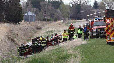 Local attorney among two killed in Saturday crash
