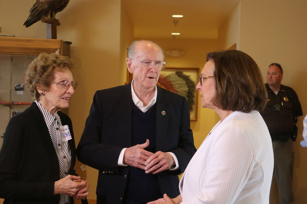 Long time community leader Don Overman died Monday morning, leaving a legacy of service