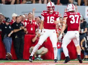 Husker Q&A: As a 'realist,' Wahoo Neumann grad Noah Vedral didn't think he'd play for Nebraska