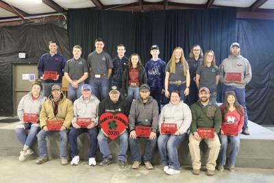 Box Butte County Fair Board Receives Heart of 4-H Award