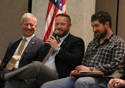 Blueprint Nebraska leaders discuss state's future during town hall