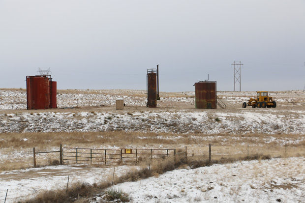 Sioux County landowners argue fracking case in district