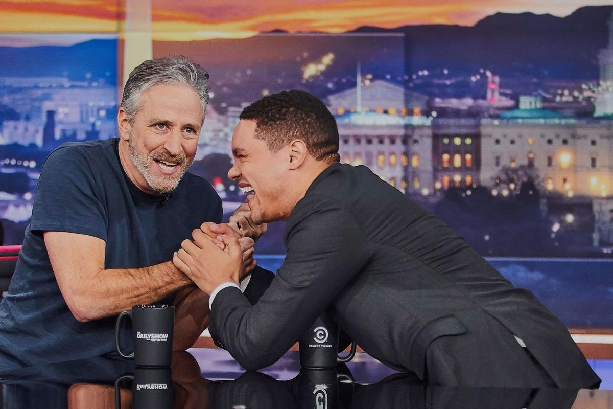 Trevor Noah: The calm in the storm