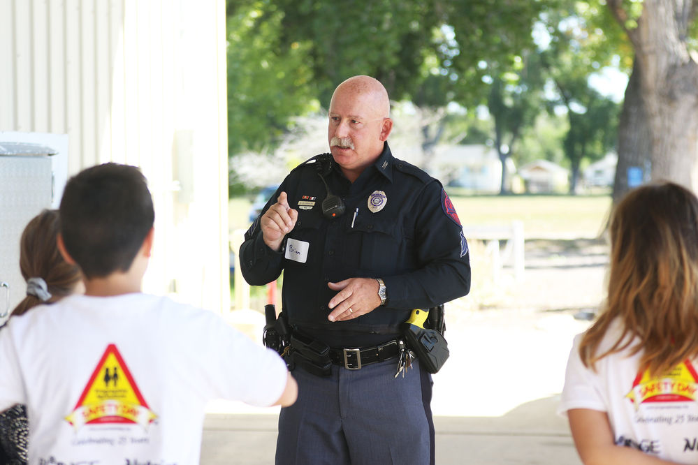 Area youth learn about agriculture safety