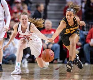 Women's basketball: Leigha Brown leaving Nebraska, enters transfer portal