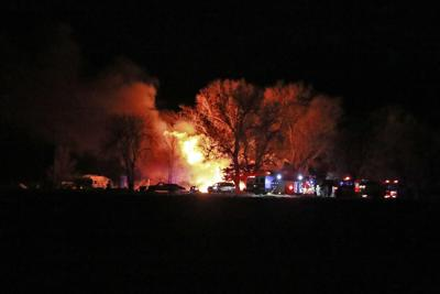 Fire destroys Scottsbluff home
