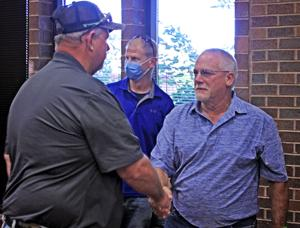 Pat Heath to take Gering administrator position