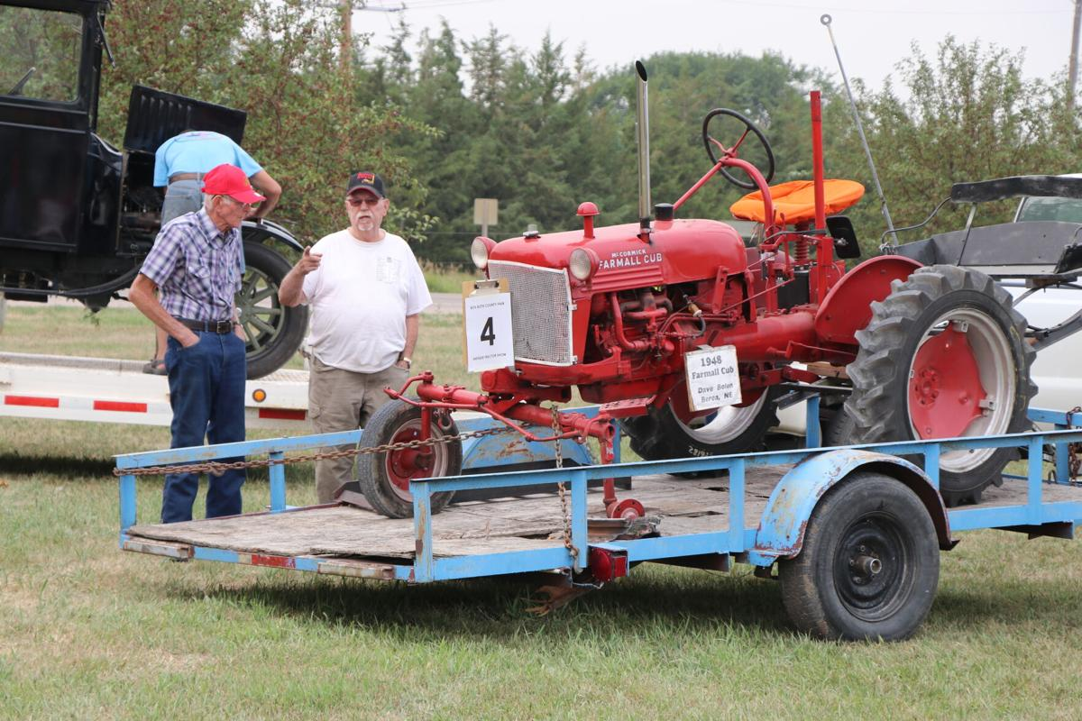 Antique Tractor Club Looks for Members