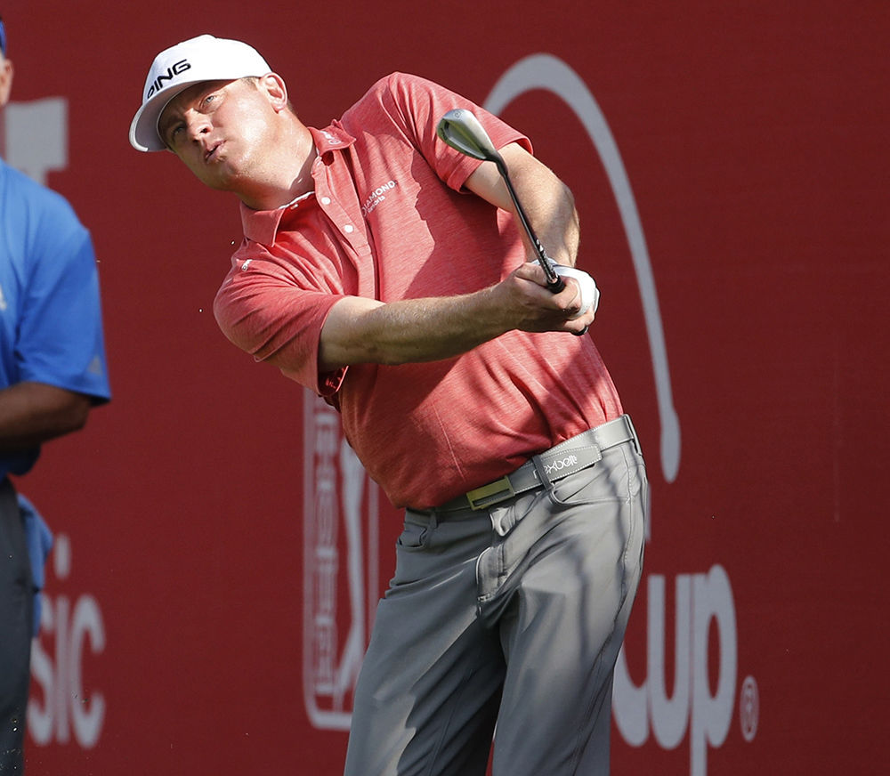 Nate Lashley closing in on first PGA title
