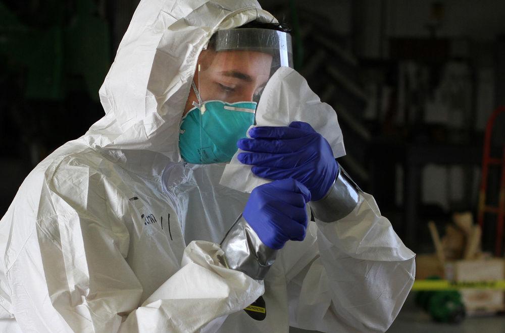 453 tested for coronavirus at six drive-thru sites