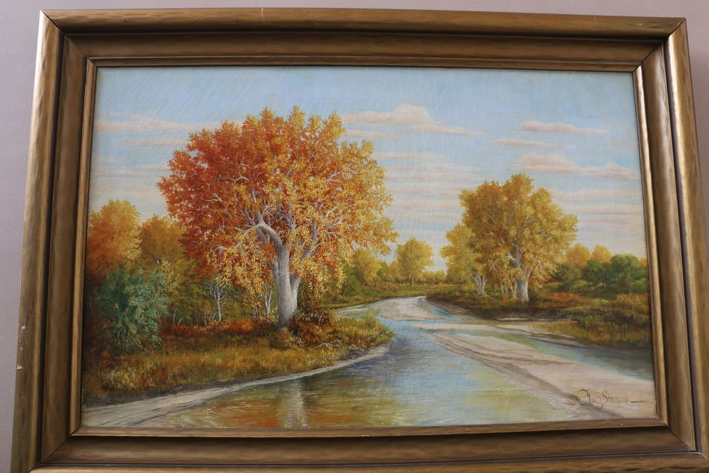 Broadwater Artist Teaches The Joy Of Painting Lifestyle