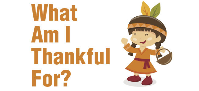 Kids Speak: What are you thankful for?