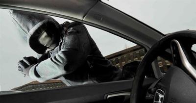 Plano PD vehicle burglary