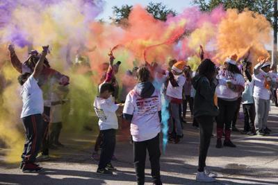 Mesquite ISD's annual 5k kicks off holiday season