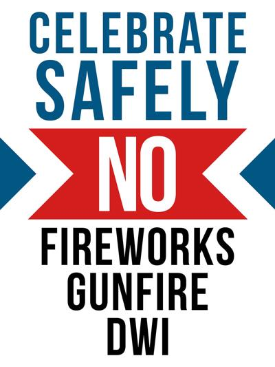 Mesquite to address illegal fireworks, gunfire and DWI for Independence Day holiday